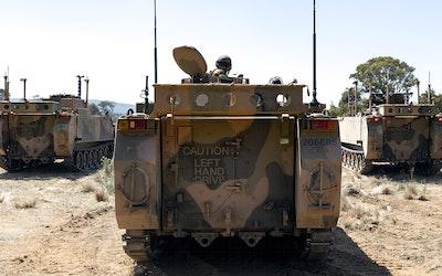 Autonomous Vehicles for the Australian Army