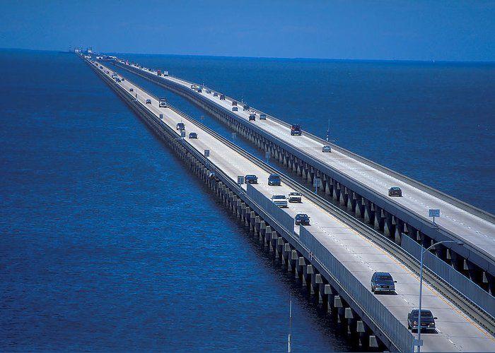 Cận cảnh cây cầu dài nhất thế giới: Đi mãi không đến nơi khiến bà bầu đẻ ngay trên cầu - 5