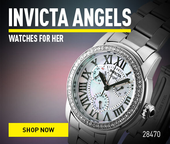 Invicta Angels. Watched for her.