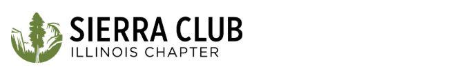 Sierra Club Illinois Chapter Banner