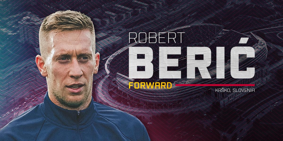Robert Berić | Forward - Krško, Slovenia