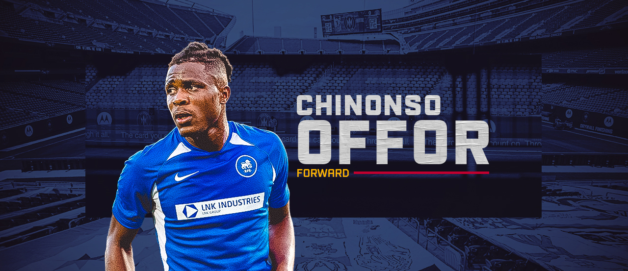 Chinonso Offor Chicago Fire FC