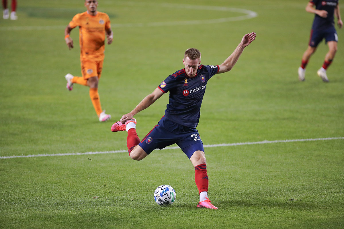 Robert Beric Chicago Fire FC
