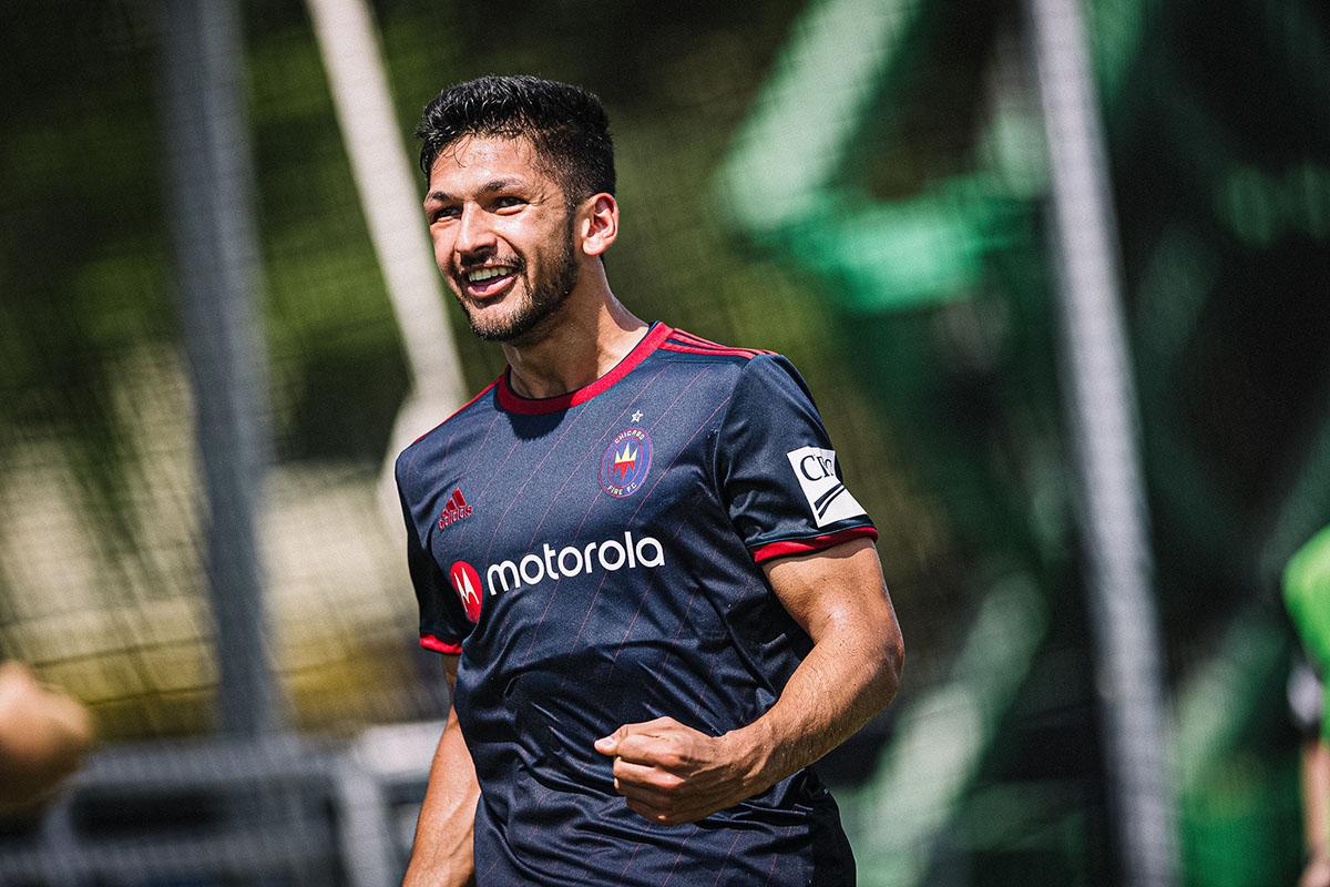 Mauricio Pineda CFFC