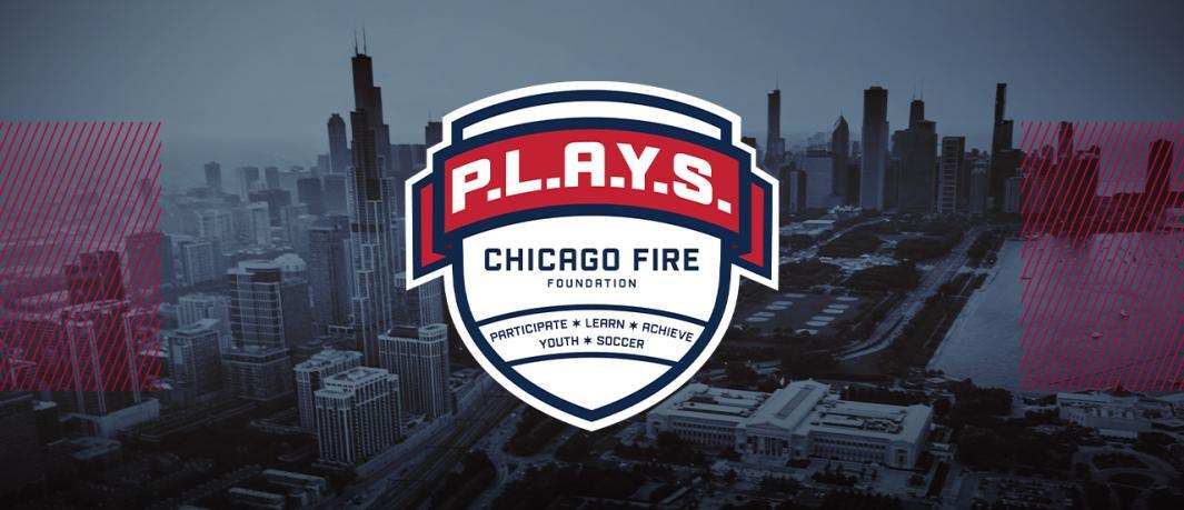 Chicago Fire Foundation PLAYS