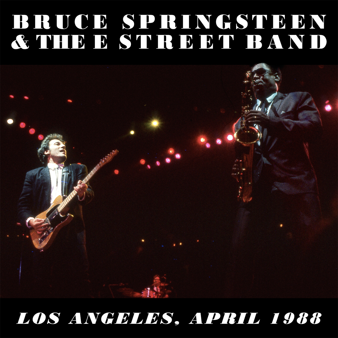 Bruce Springsteen and the E Street Band - Los Angeles Sports Arena 4/28/1988
