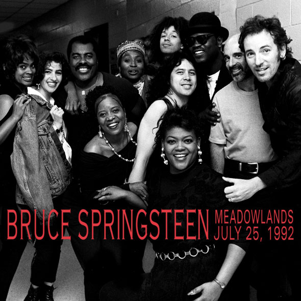 Bruce Springsteen - July 25, 1992