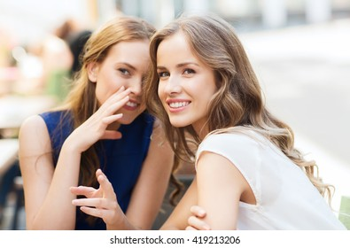 Image result for picture of a person showing gossip