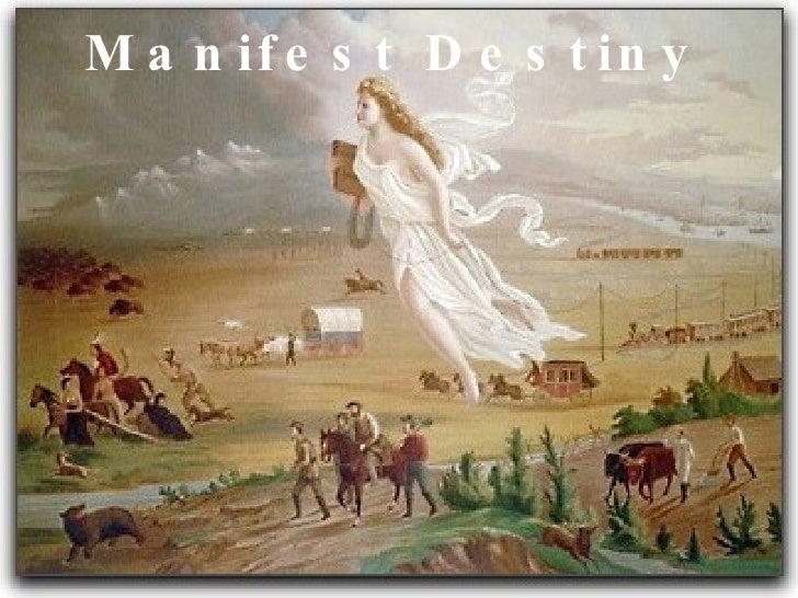 Image result for manifest destiny