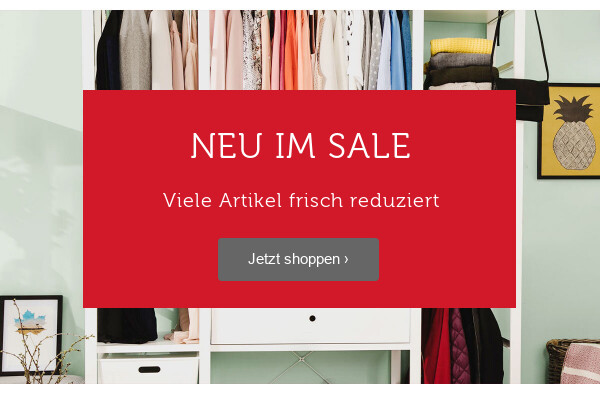 New arrivals im Sale >