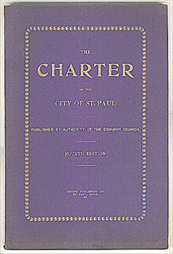 Image result for Book of St. Paul City Charter pic