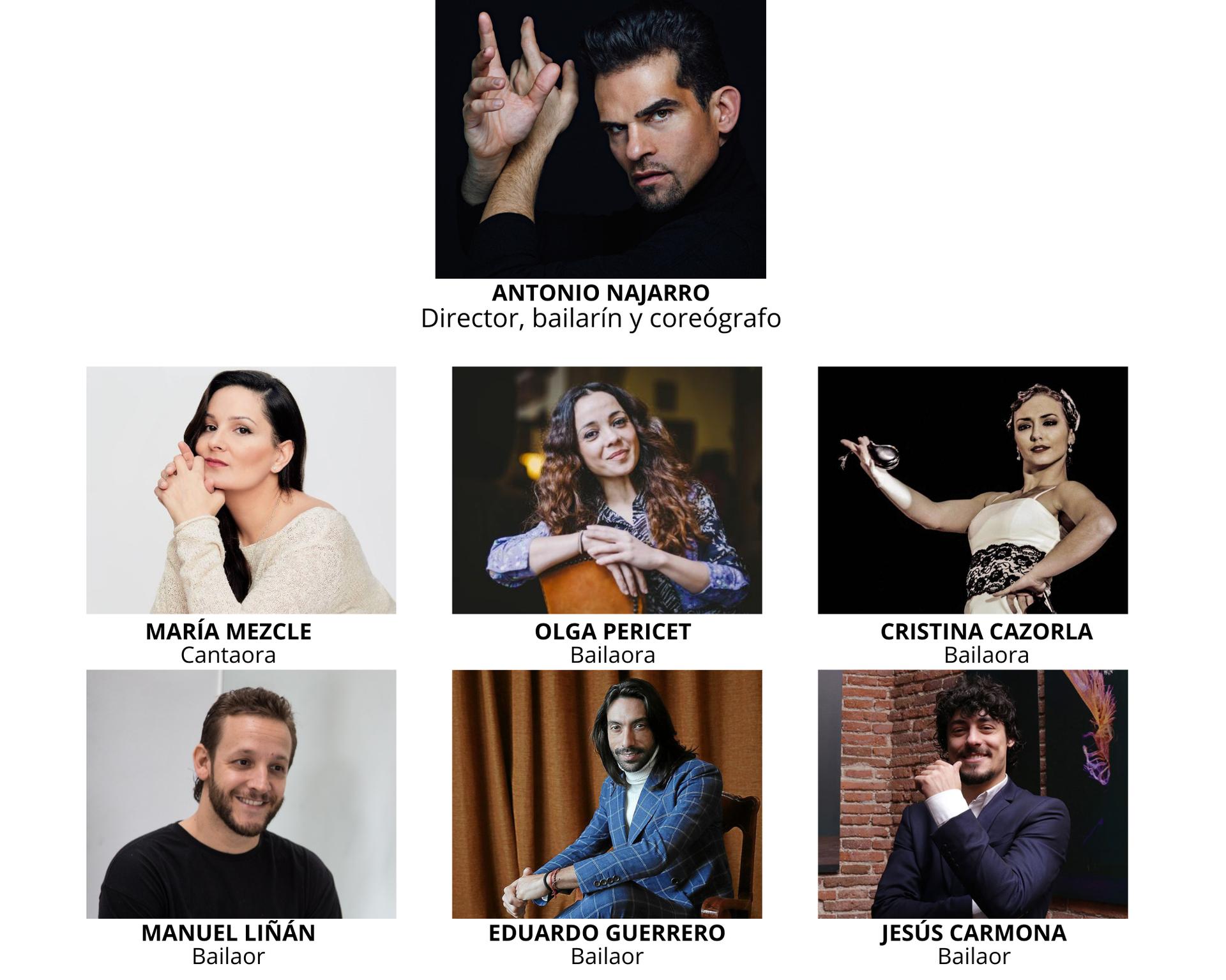 elenco video Maestros