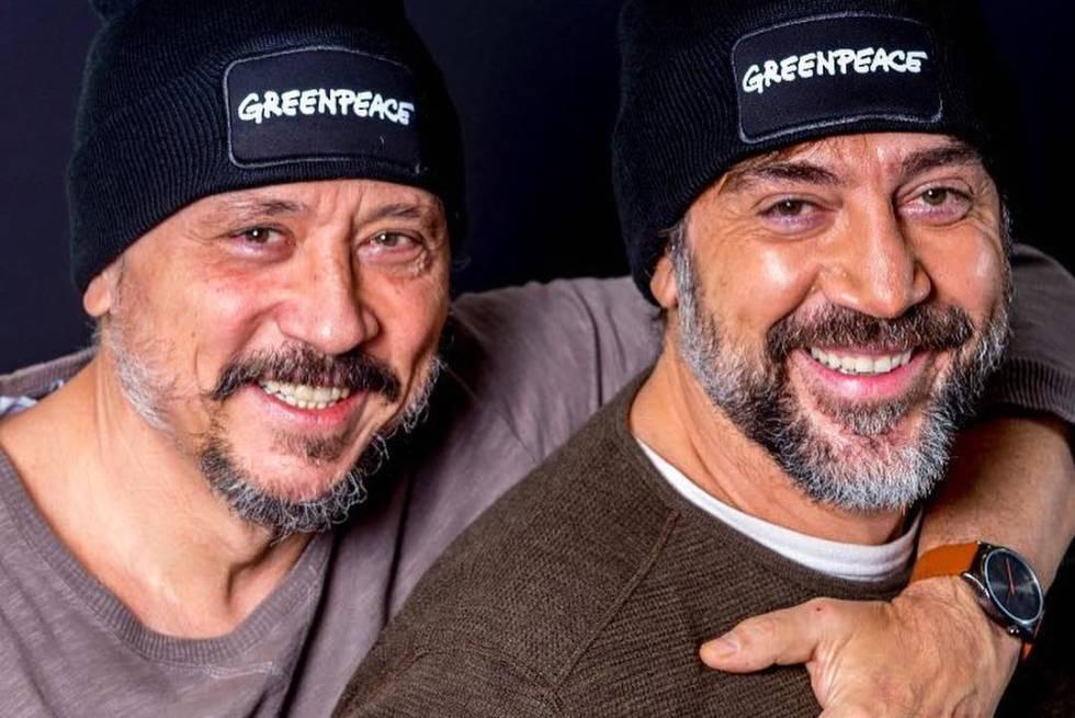 Javier y Carlos Bardem-Premiados