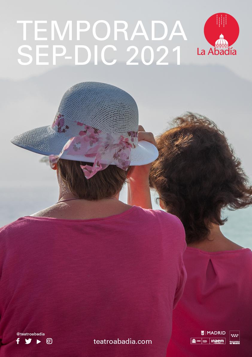 Presentación temporada Teatro La Abadía 2021-22