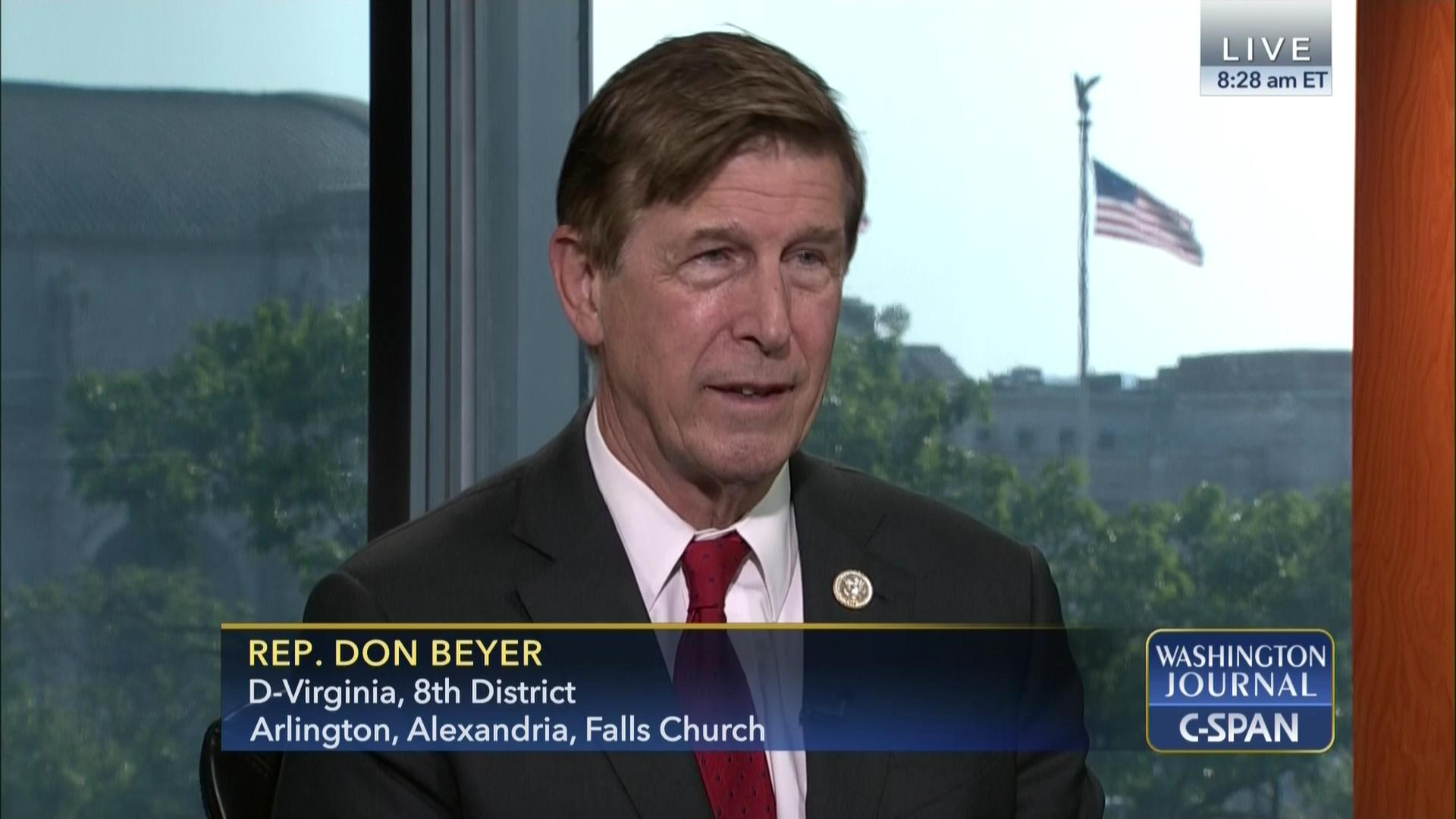 Image result for don beyer virginia photos