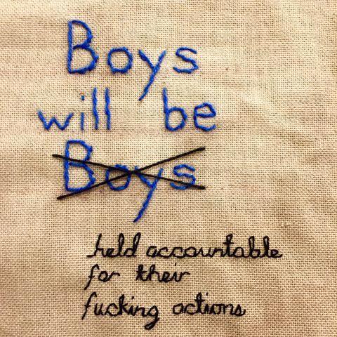 Boys will be boys bust shannon downey badasscrossstich 7c1b8