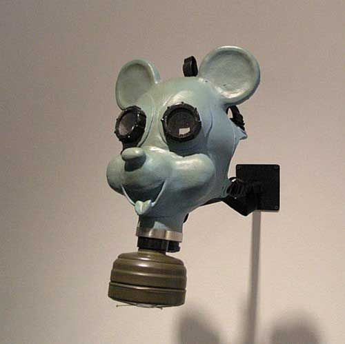 Children's Gas Mask From World War II