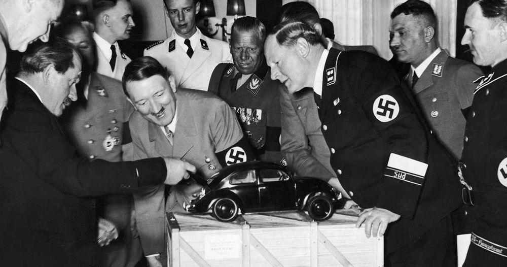 Hitler Amused