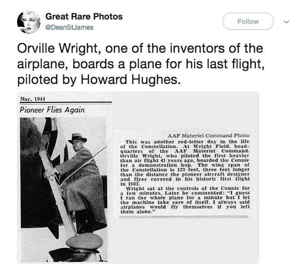 Orville Wright (1944)