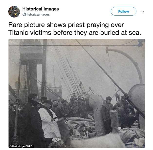Titanic Blessings