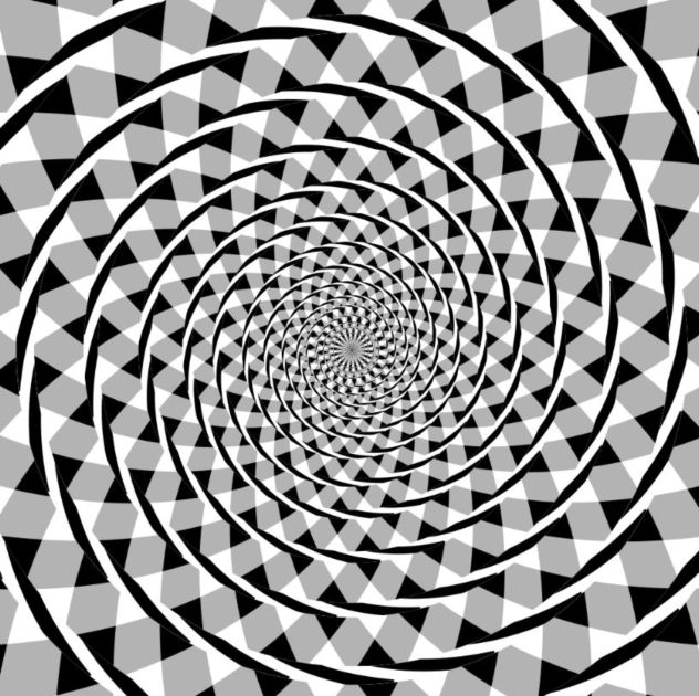 Fraser Spiral Illusion