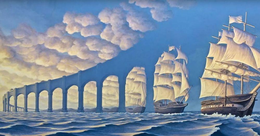 Painting Illusion