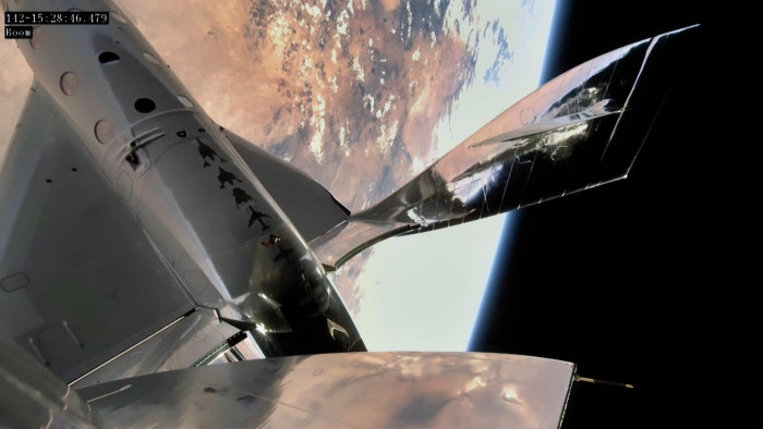 Unity21 - VSS Unity in space over New Mexico.JPG
