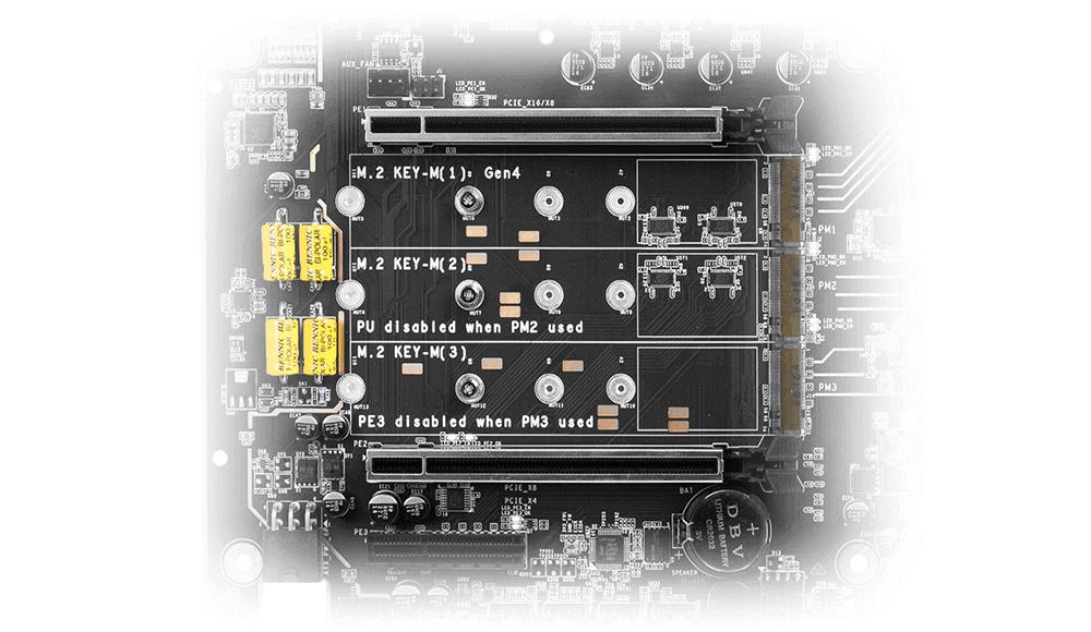 Z590 PCIe Gen4 Support