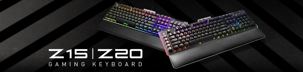 EVGA Z Series Gaming Keyboards