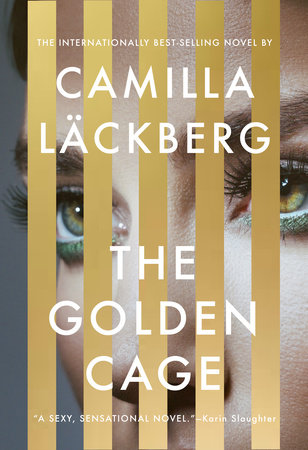 The cover of the book The Golden Cage