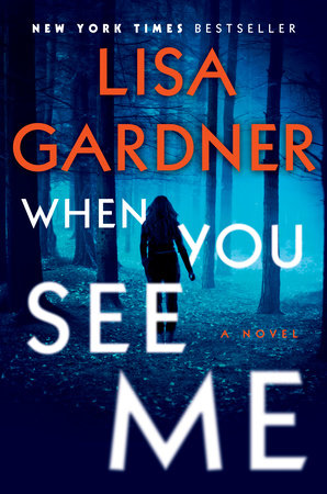The cover of the book When You See Me