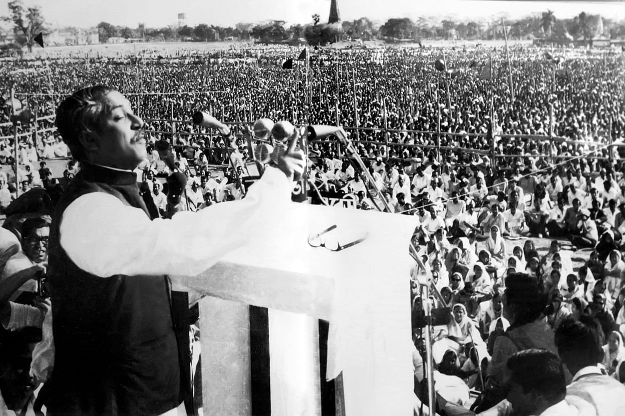 March 26, 2021. Musings on 50th Anniversary of Bangladesh Independence Day.