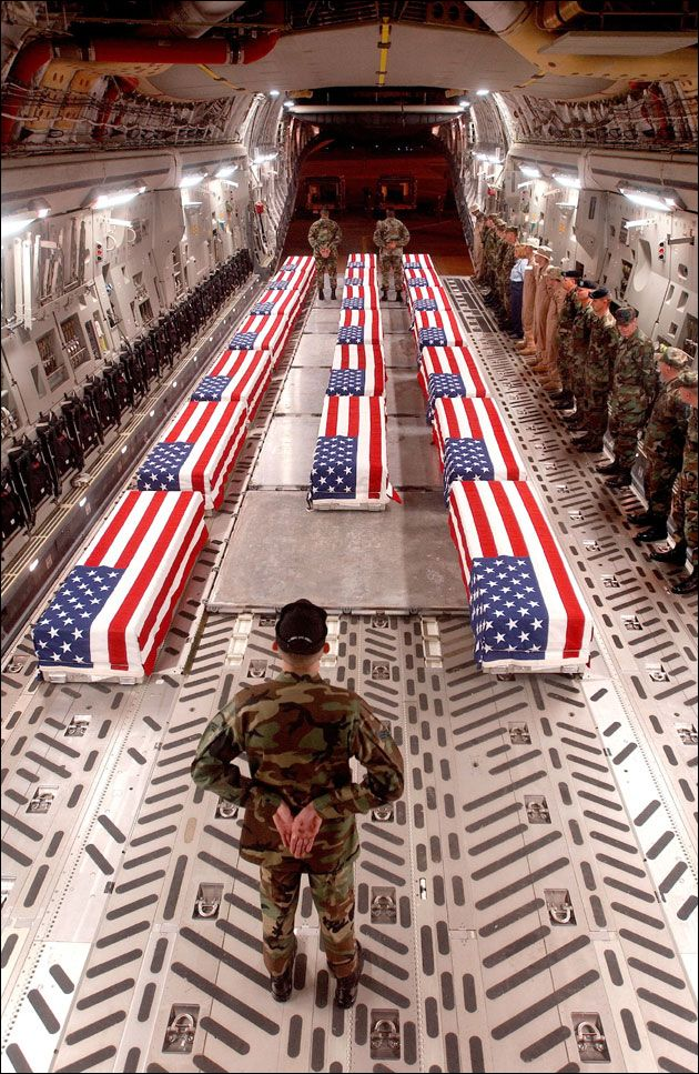 The Military Coffin Photos — The Memory Hole 2