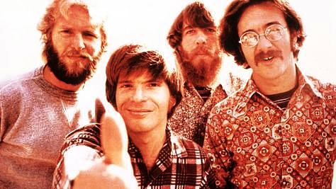 Creedence Clearwater Revival at the Fillmore