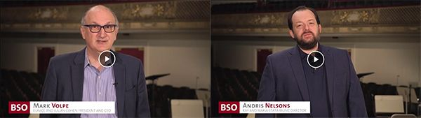 [Mark Volpe and Andris Nelsons]