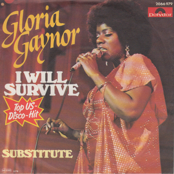 Image result for gloria gaynor i will survive