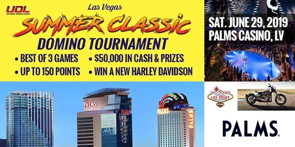 Image result for Universal Domino League Las Vegas Summer Classic domino tournament