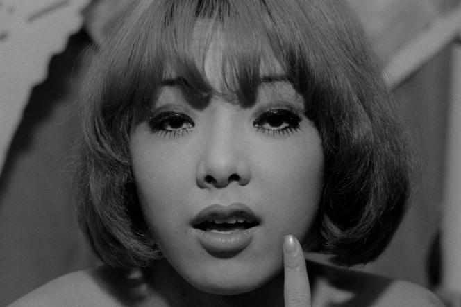 « Les Funérailles des roses» (1969), film japonais de Toshio Matsumoto, inédit en France.