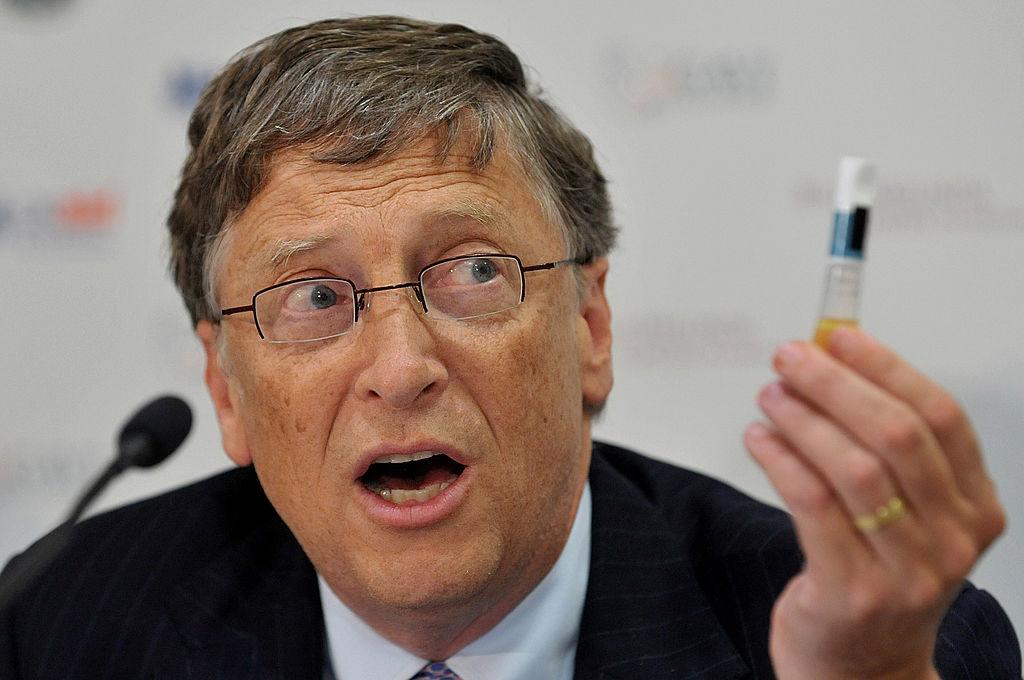 Tỷ phú Bill Gates đã ca ngợi vai trò của Trung Quốc trong cuộc đua điều chế vaccine và kiểm soát sự lây lan của dịch bệnh trên toàn cầu. (Ảnh: Getty)