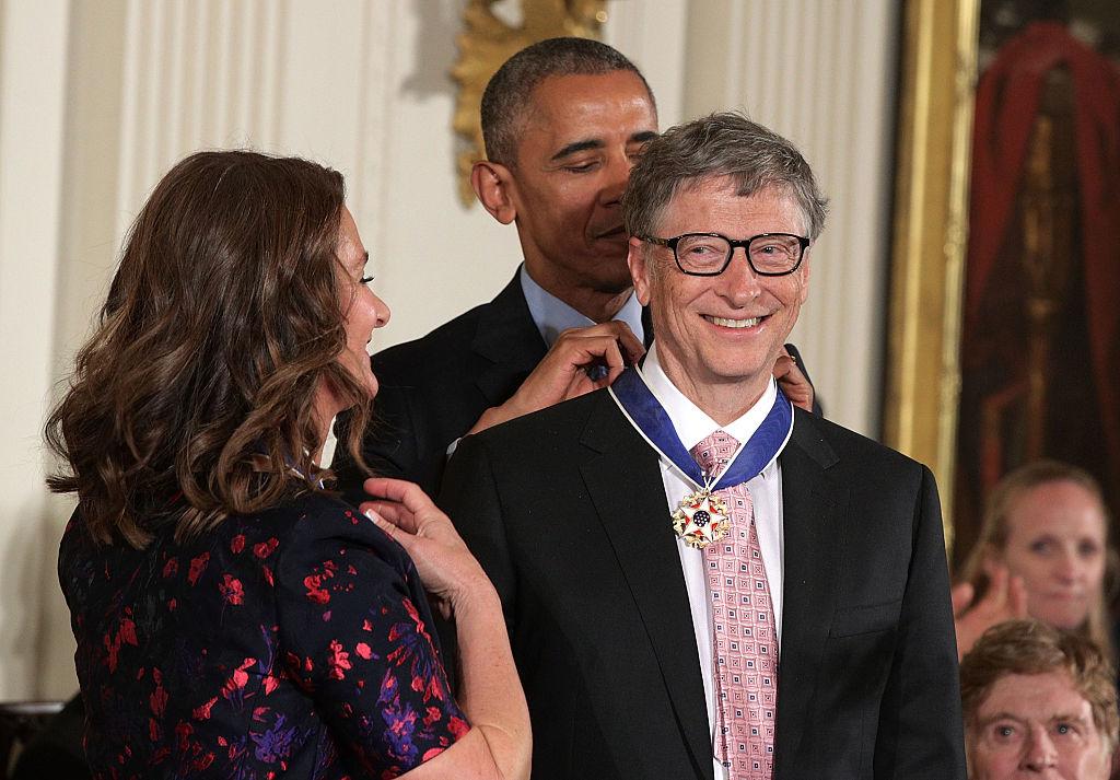 Đằng sau vẻ ngoài sáng rạng vì cộng đồng của Quỹ Gates & Melinda Gates Foundation là một hồ sơ đầy vết đen của các hoạt động thử nghiệm vaccine trá hình trên người nghèo.(Ảnh: Getty)