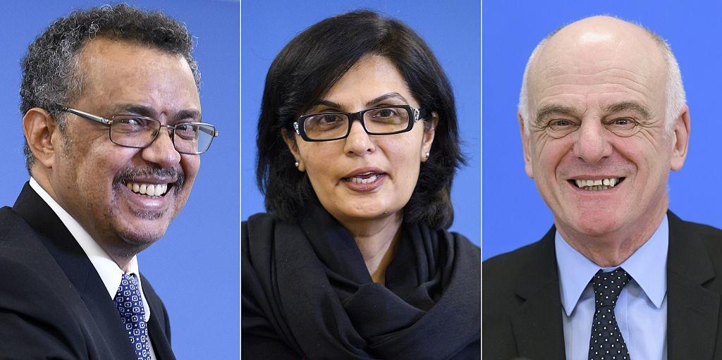 """Khi WHO chuẩn bị bầu một trong 3 người vào vị trí TGĐ, Bill Gates là nhân vật mà cả 3 ứng viên này đều phải """"liên hệ"""". (Ảnh: Getty)"""
