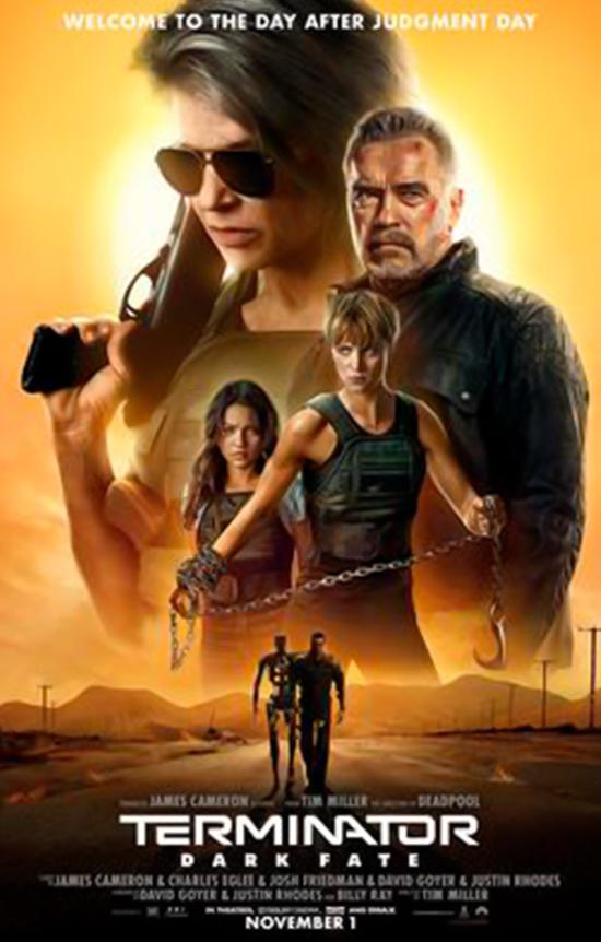 Bộ phim Terminator: Dark Fate (Kẻ hủy diệt: Vận mệnh đen tối) được đầu tư gần 185 triệu USD, trong đó Tencent Pictures của Trung Quốc chiếm 10%.