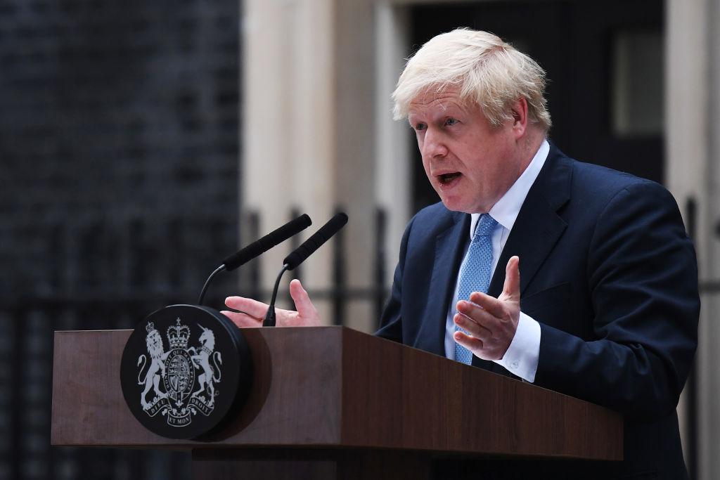 """Thủ tướng Anh Johnson nhấn mạnh:""""Đối với tôi đây là một quan niệm sai lầm và vô lý."""