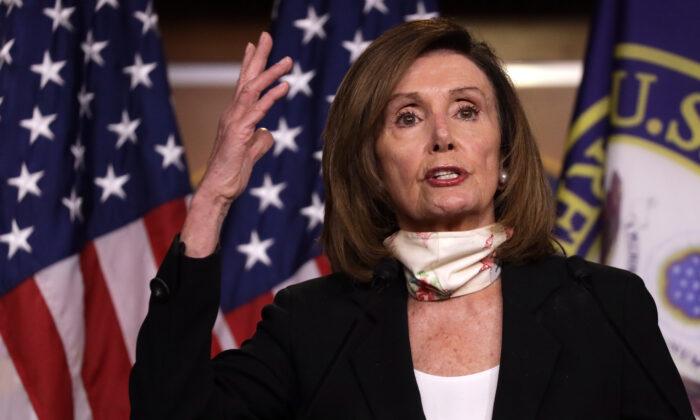 Bà chủ tịch Hạ viện Nancy Pelosi ra lệnh di dời 4 chân dung cựu chủ tịch Hạ Viện Liên Minh Miền Nam khỏi tòa nhà Hạ Viện