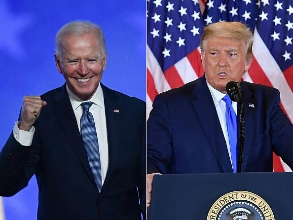 Vào ngày 7 tháng 11, ông Biden tự mình tuyên bố thắng cử. Tổng thống Trump ngay lập tức tuyên bố rằng cuộc tổng tuyển cử vẫn chưa kết thúc và nhóm của ông sẽ khởi kiện toàn diện.