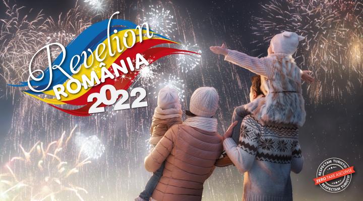Early booking -30% reducere Revelion 2021 - 2022 in Romania - acceptam tichete de vacanta