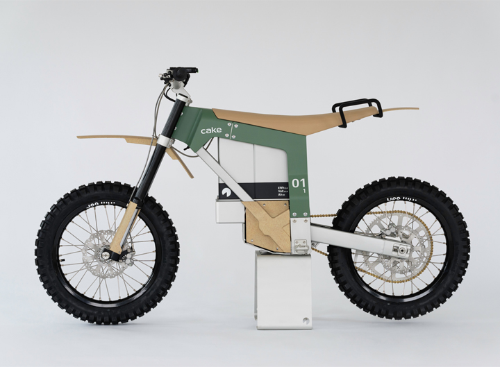 The Kalk AP electric bush bike