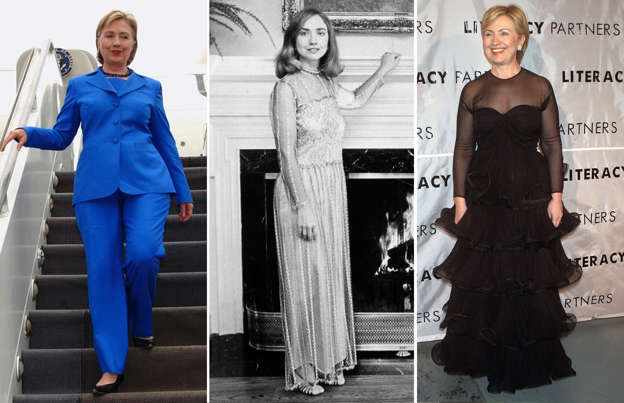 Image result for bà hillary clinton thăm việt nam mặc áo dài vn
