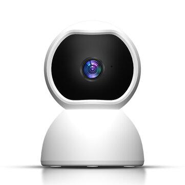 Xiaovv Q12 H.265 2MP 1080P HD Smart IP камера Onvif V380 Pro Угол обзора 360 ° Голосовой домофон Звуковое предупреждение Обнаружение защиты от кражи IP камера Baby Мон
