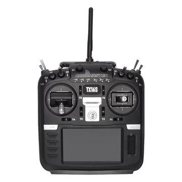 RadioMaster TX16S Зал Датчик Гимбалс 2.4G 16CH Многопротокольная РЧ-система OpenTX Mode2 Передатчик для RC Дрон